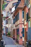 Rua de Heidelberg Fotos de Stock Royalty Free