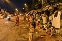 Rua de Kolkata fotos de stock