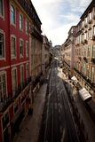 Rua de Lisboa Fotos de Stock
