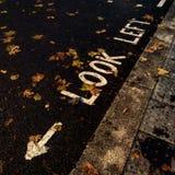 Rua de Londres foto de stock royalty free