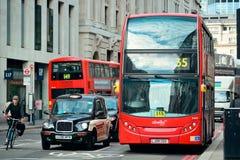 Rua de Londres Fotografia de Stock