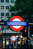 Rua de Londres Imagem de Stock