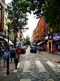 Rua de Londres Fotografia de Stock Royalty Free