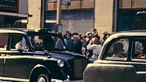 rua de Londres oxford vídeos de arquivo