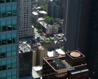 Rua de Manhattan 53 Imagens de Stock Royalty Free