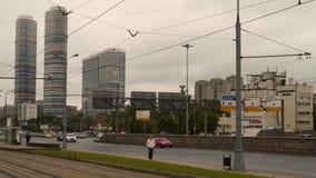 Rua de Moscou Tempo chuvoso filme