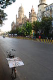 Rua de Mumbai Fotografia de Stock Royalty Free