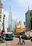 Rua de New York Foto de Stock Royalty Free