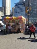 Rua de New York City Imagens de Stock Royalty Free