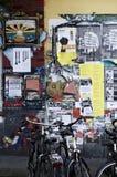 Rua de Ostertor (o quarto) em Brema Alemanha Imagens de Stock Royalty Free