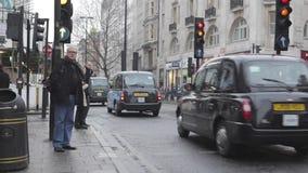 Rua de Oxford video estoque