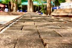 Rua de pedra Foto de Stock
