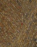 Rua de pedrinha no Jerusalém imagem de stock royalty free