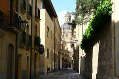 Rua de Salamanca Imagens de Stock