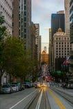 Rua de San Francisco Fotografia de Stock Royalty Free