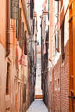 Rua de Veneza Fotografia de Stock Royalty Free