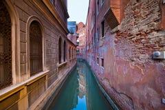 Rua de Veneza, Italy imagens de stock royalty free