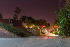 Rua do amor de Antalya Imagens de Stock