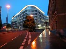 Rua do canhão, Londres Foto de Stock Royalty Free