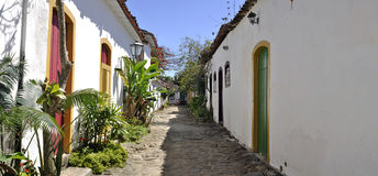 Rua do Fogo Royalty Free Stock Images