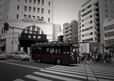 Rua do Tóquio Foto de Stock
