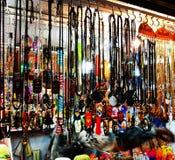 Rua do templo de Birla Imagem de Stock Royalty Free