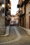 Rua Egas Moniz Guimaraes stock photo