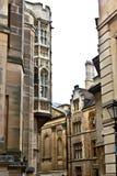 Rua em Cambridge Fotos de Stock