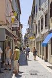 Rua em Koper Imagem de Stock Royalty Free
