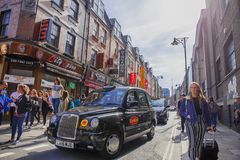 Rua em Londres Fotos de Stock
