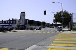 Rua em Los Angeles Fotografia de Stock Royalty Free
