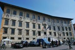 Rua em Pisa Itália Fotos de Stock Royalty Free