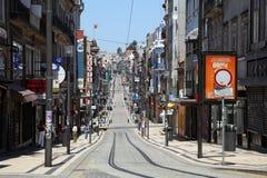 Rua em Porto fotos de stock