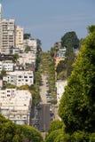A rua em San Francisco Imagem de Stock Royalty Free