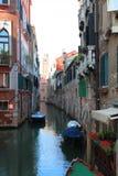 Rua em Veneza, Itália Fotografia de Stock