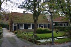 Rua em Willemstad fotos de stock