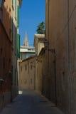 Rua espanhola Foto de Stock