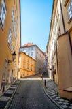 Rua estreita Imagem de Stock