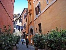 Rua italiana Imagem de Stock Royalty Free