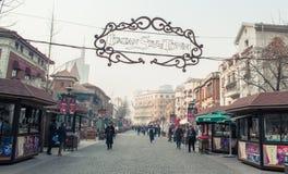 Rua italiana 2 do estilo Fotos de Stock