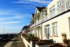 Rua litoral Kent United Kingdom da cidade do negócio Fotografia de Stock