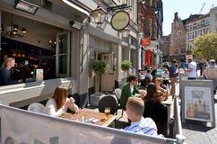 Rua Londres Reino Unido de Carnaby Fotos de Stock