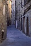 Rua medieval Fotos de Stock