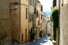 Rua medieval Fotos de Stock Royalty Free