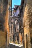Rua no Valence Imagem de Stock