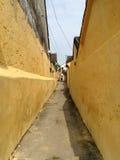 Rua secundária de Hoian Foto de Stock