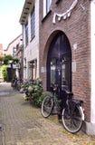 Rua silenciosa Foto de Stock Royalty Free