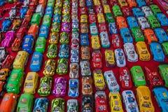 Rua tailandesa dos bens do artesanato Imagem de Stock