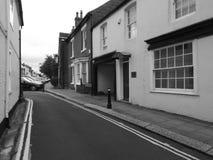 Rua velha Foto de Stock