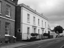 Rua velha Imagem de Stock Royalty Free